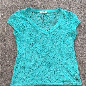 Aeropostale Net Shirt